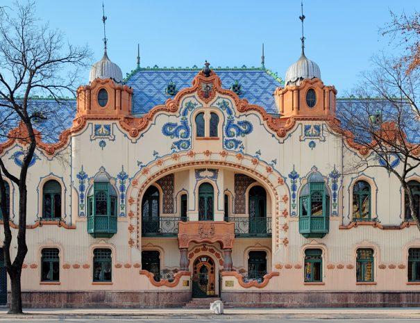 Subotica Ferenc Raichle Palace